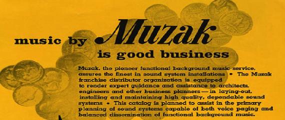 Muzak musica d'ambiente