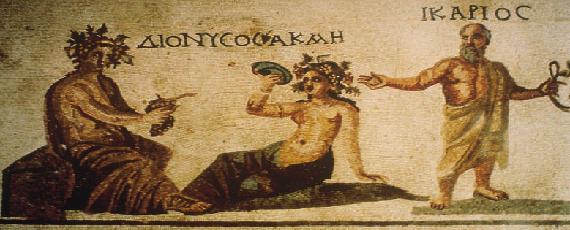 Il vino e la musica, le origini